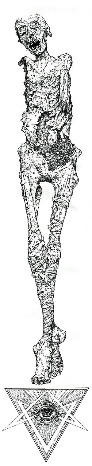 Forbidden Rites of Death Magick, pt.I - Egypt