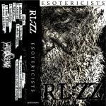 Cassette Artwork for RLZZ - Esotericists