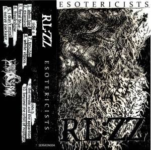 Cassette Artwork - RLZZ - Esotericists