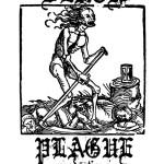 Black Plagve Logo - version III